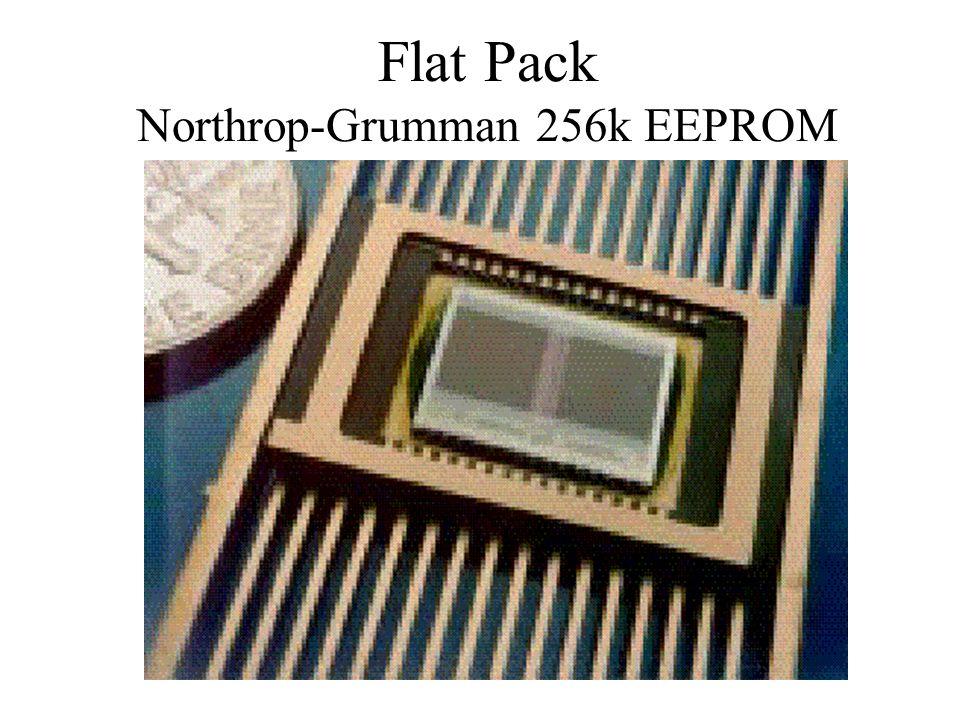 Flat Pack Northrop-Grumman 256k EEPROM