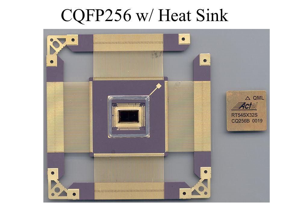 CQFP256 w/ Heat Sink