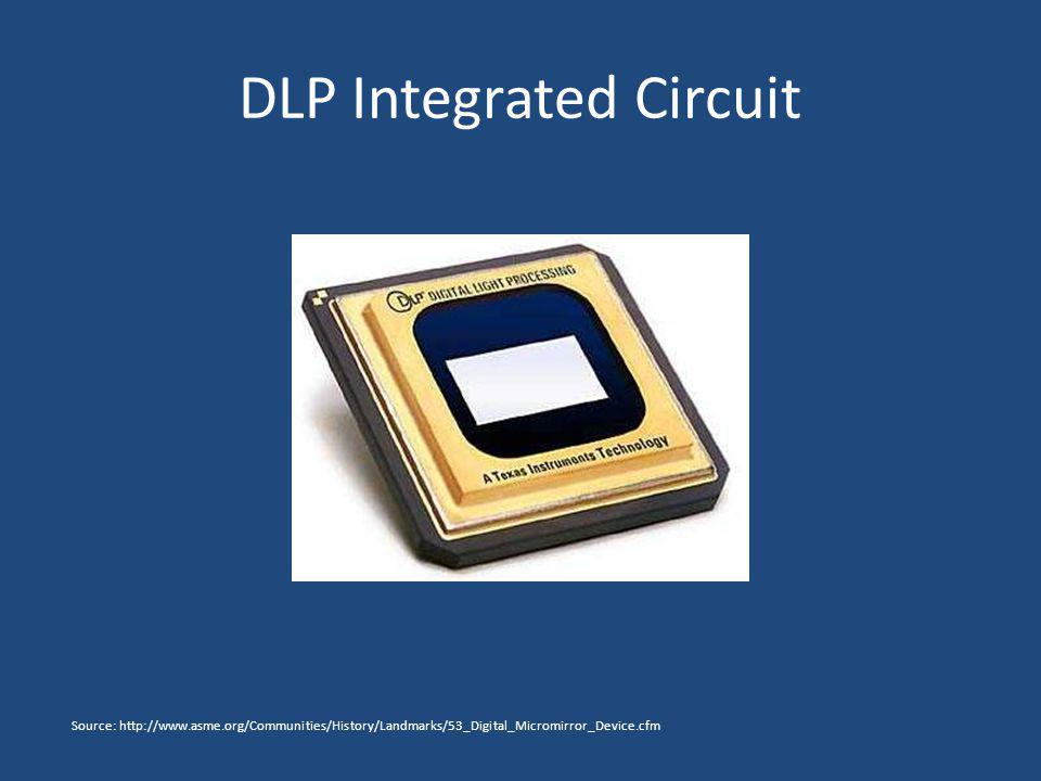DLP Integrated Circuit