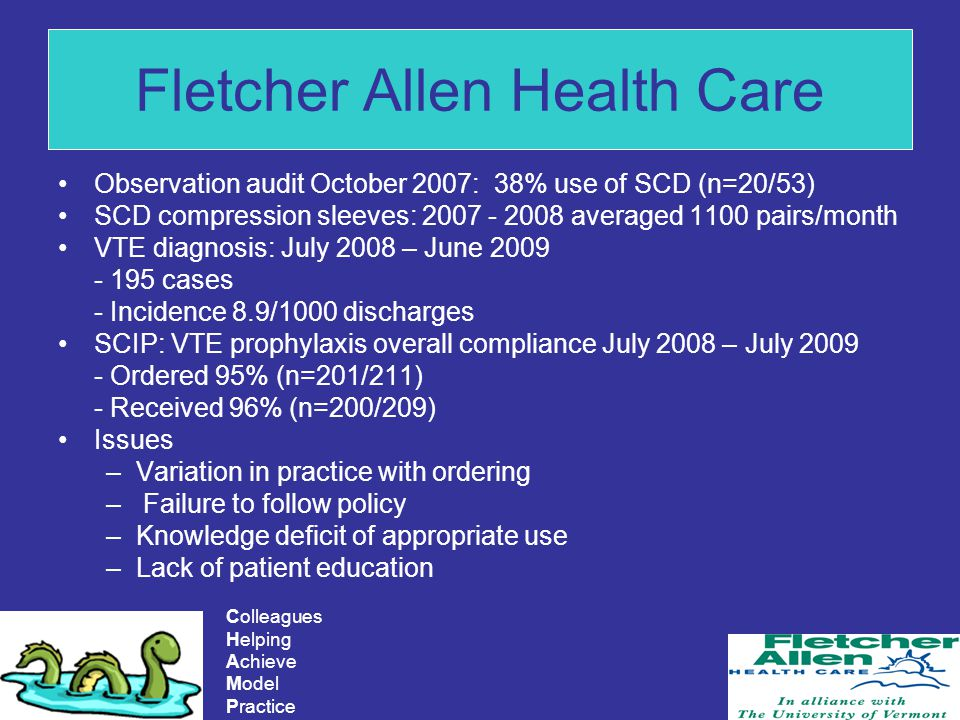 Fletcher Allen Health Care