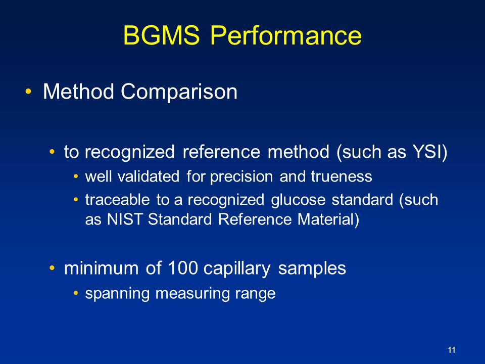BGMS Performance Method Comparison