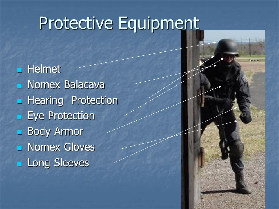 Protective Equipment Helmet Nomex Balacava Hearing Protection