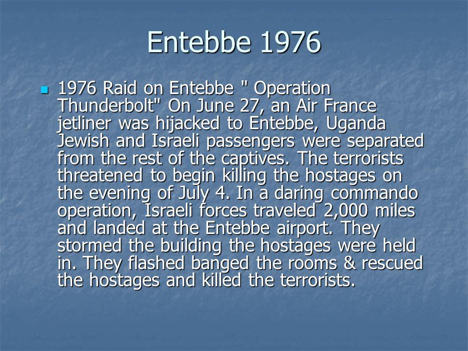 Entebbe 1976