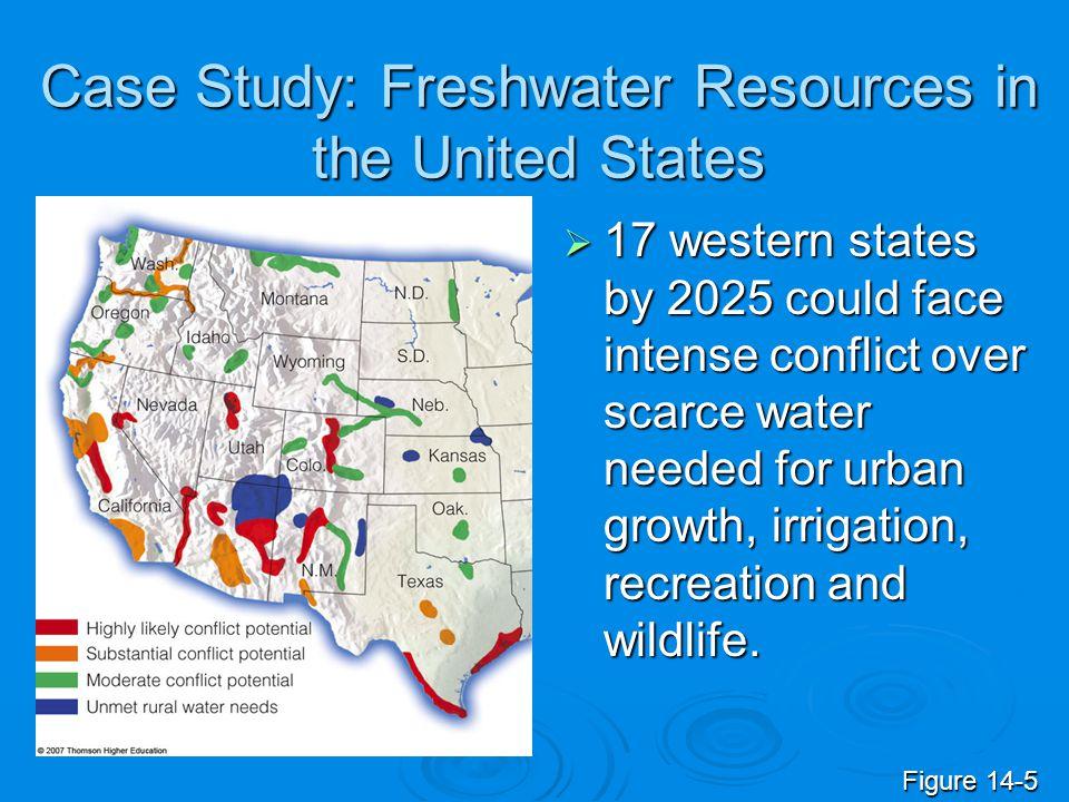 Case Study: Freshwater Resources in the United States