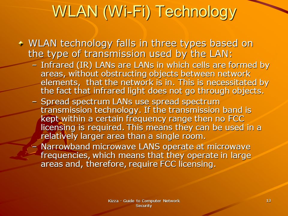 WLAN (Wi-Fi) Technology