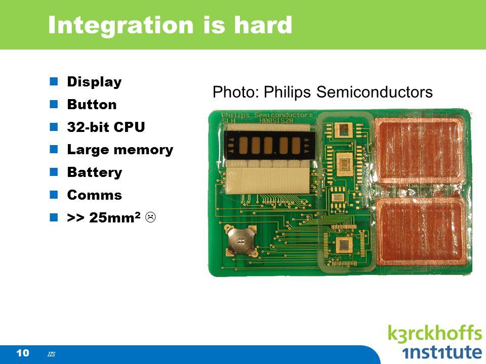 Photo: Philips Semiconductors