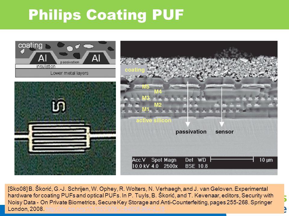 Philips Coating PUF