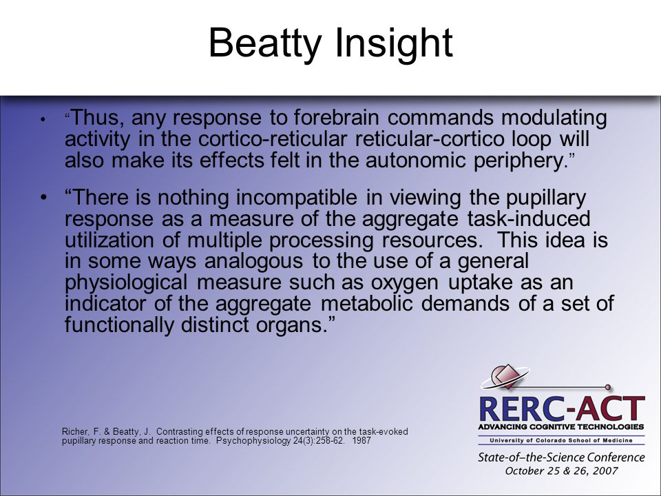 Beatty Insight