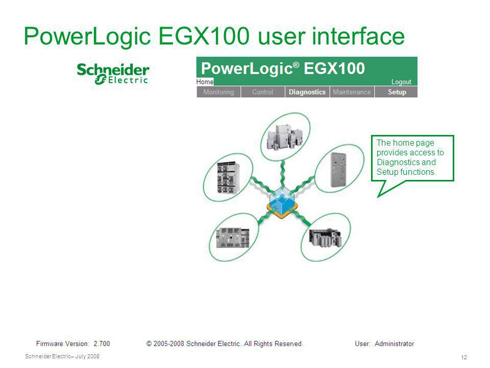 PowerLogic+EGX100+user+interface entry level, ethernet to serial line gateway ppt video online egx100 wiring diagram at panicattacktreatment.co