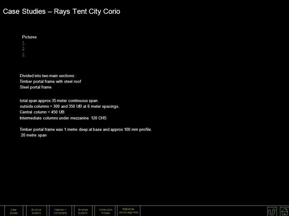 Case Studies – Rays Tent City Corio
