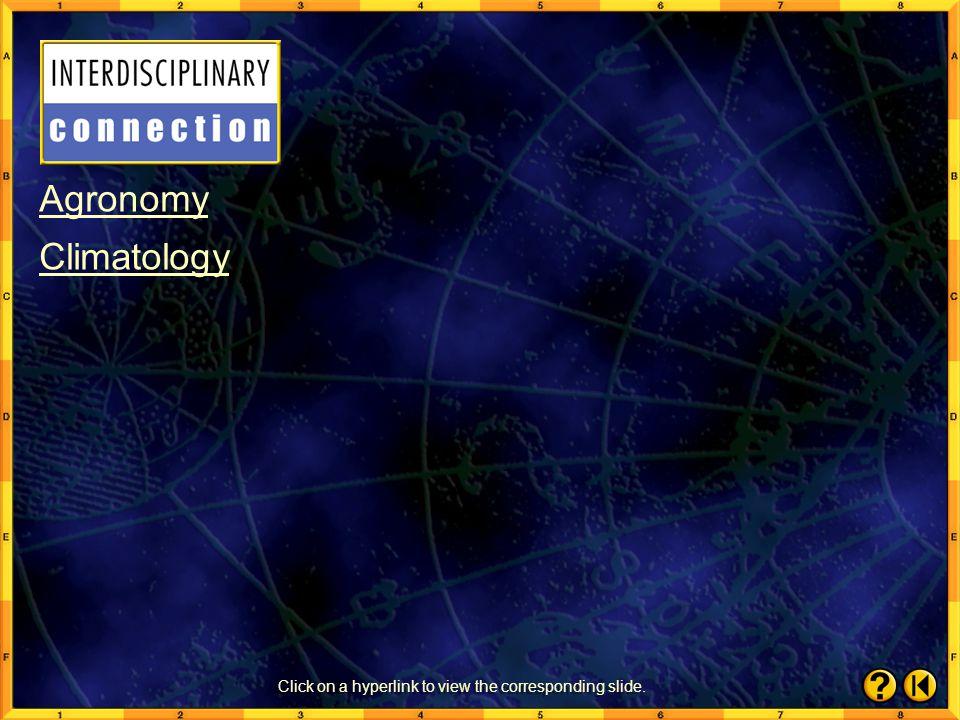 Interdisciplinary Connection 1