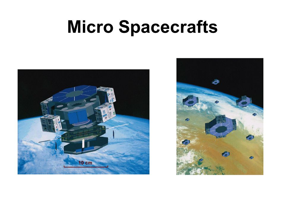 Micro Spacecrafts