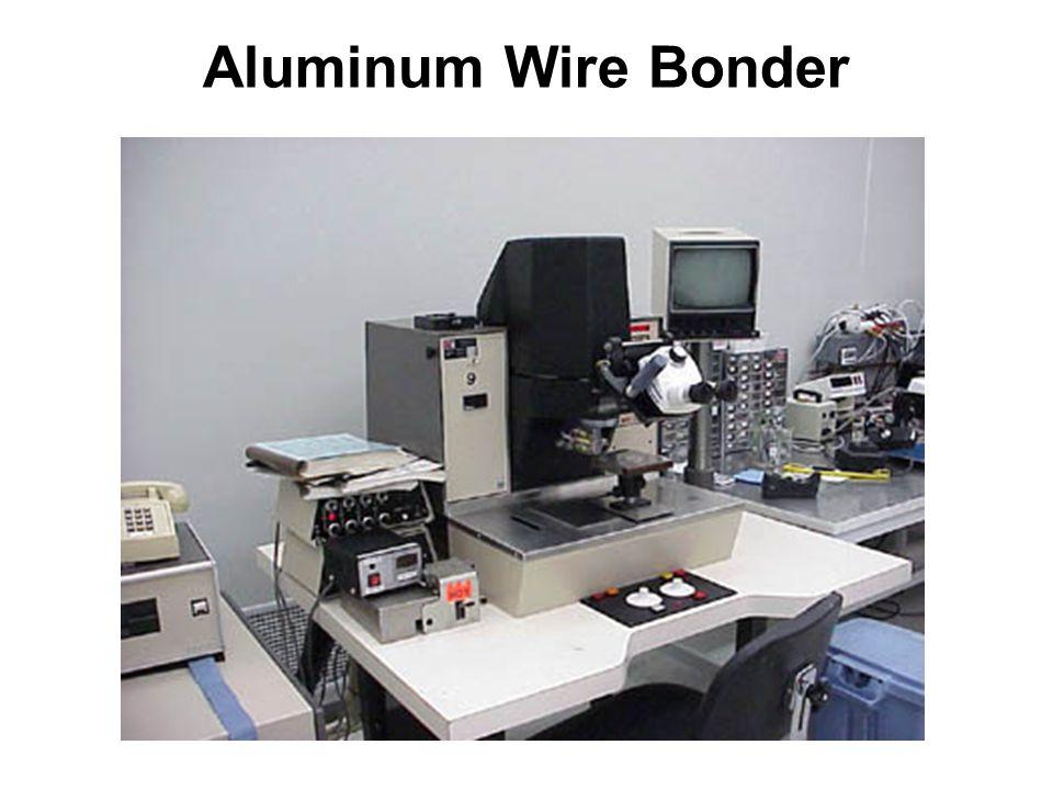 Aluminum Wire Bonder