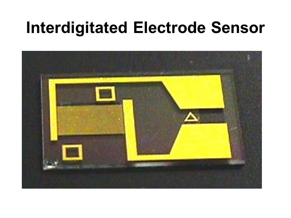 Interdigitated Electrode Sensor