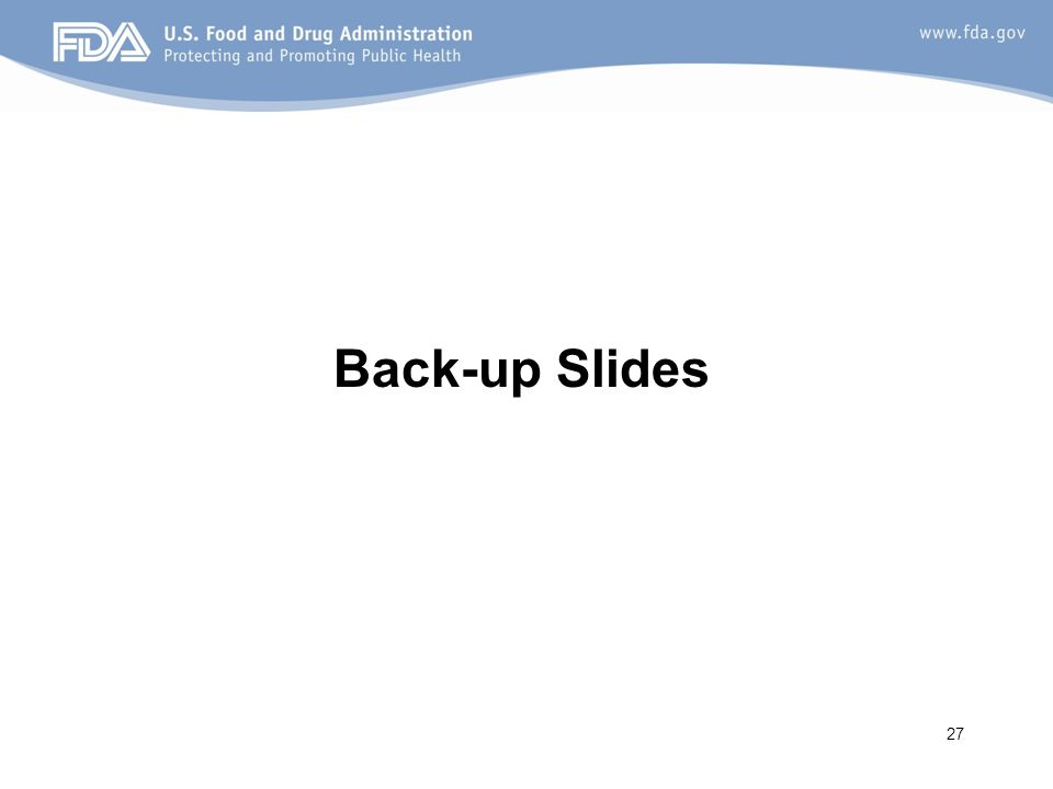 Back-up Slides Back-up Slides