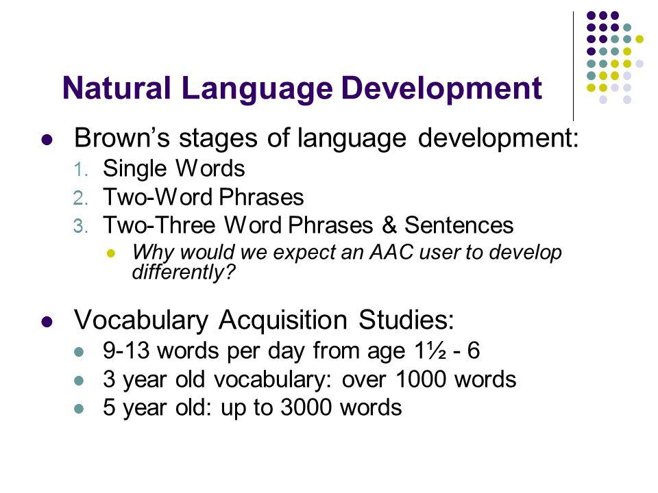 Natural Language Development