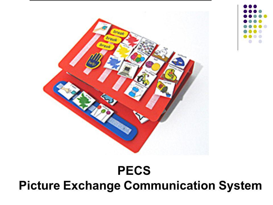 PECS Picture Exchange Communication System