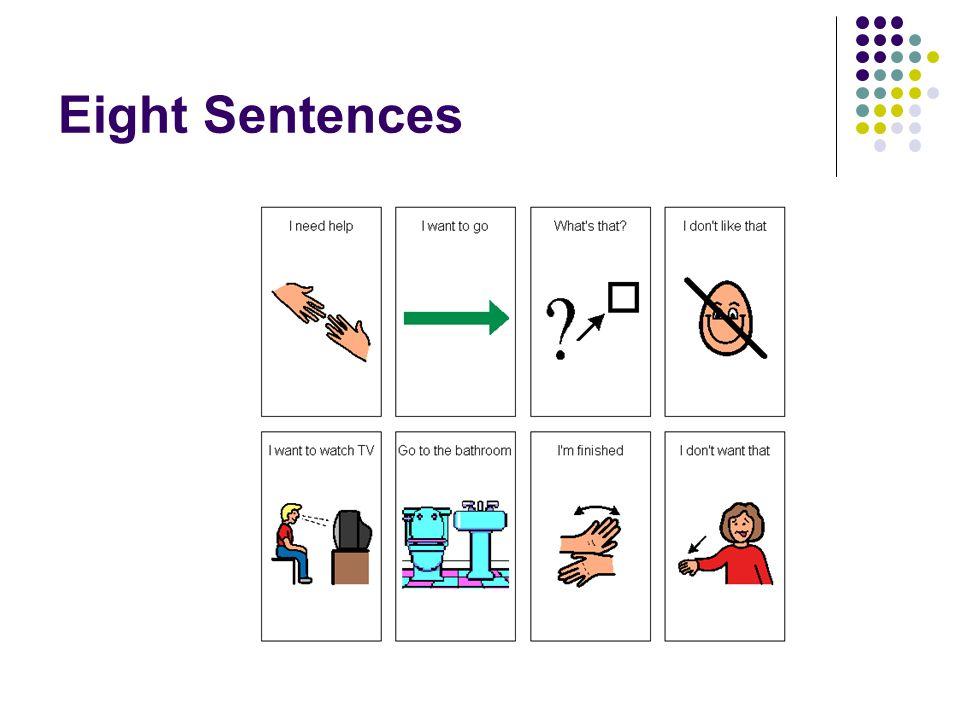 Eight Sentences