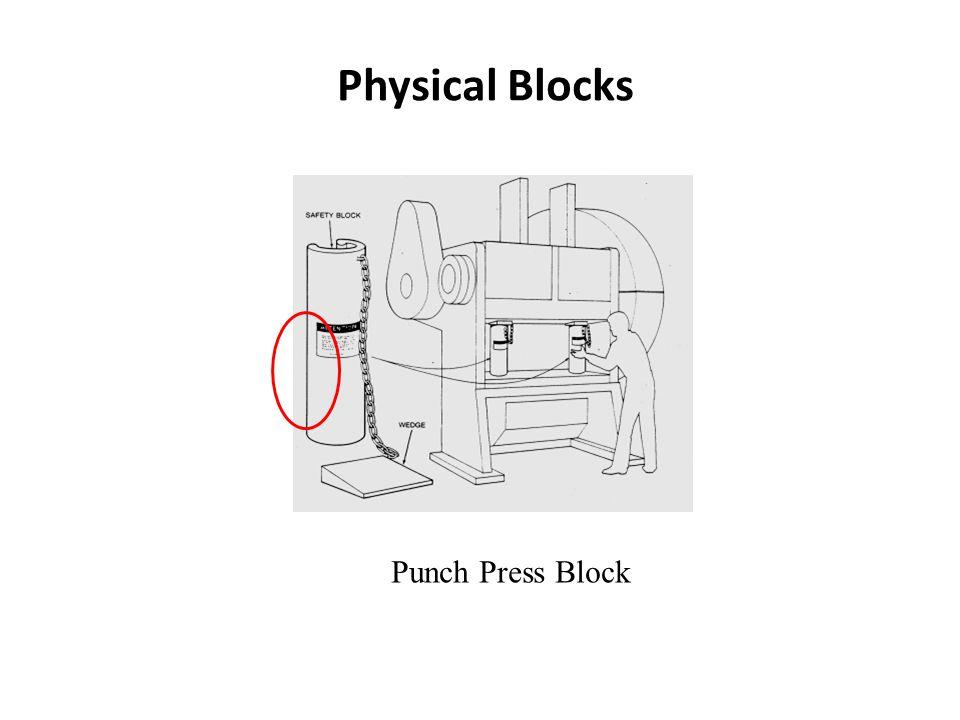 Physical Blocks Punch Press Block