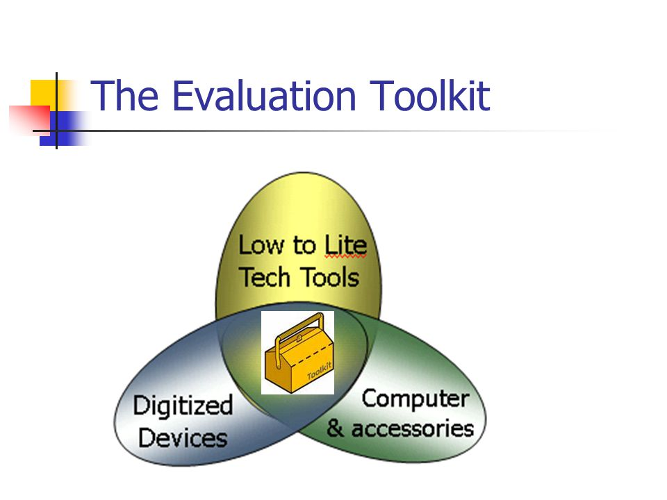 The Evaluation Toolkit