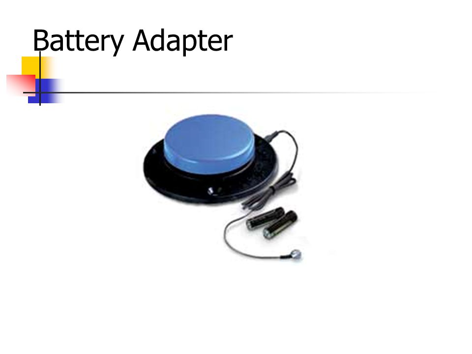 Battery Adapter