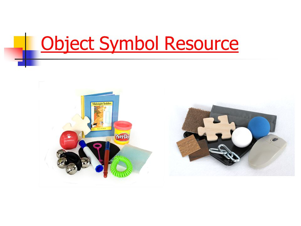 Object Symbol Resource
