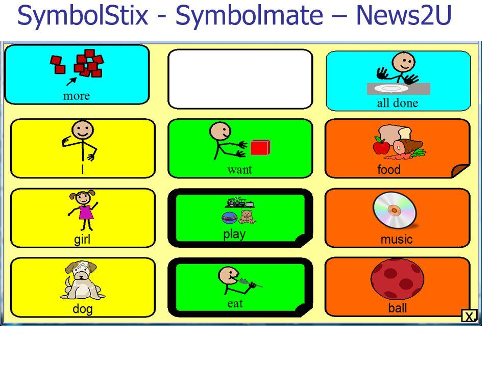 SymbolStix - Symbolmate – News2U