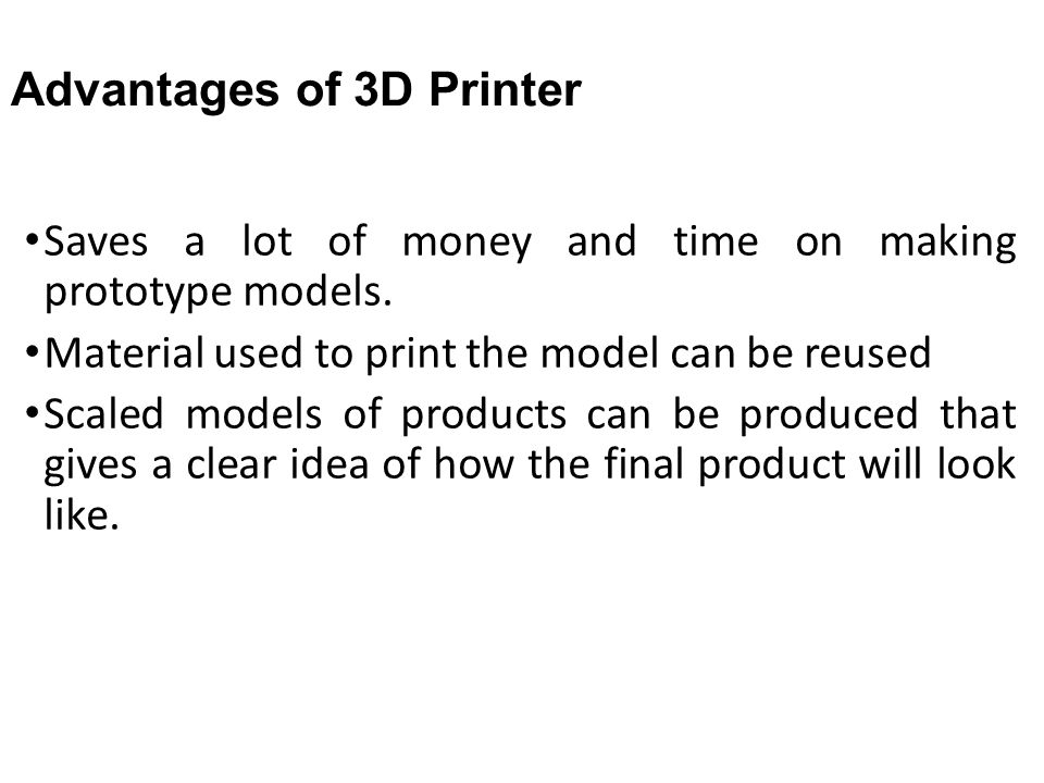 Read This: Advantages and Disadvantages of 3D Printing Technology