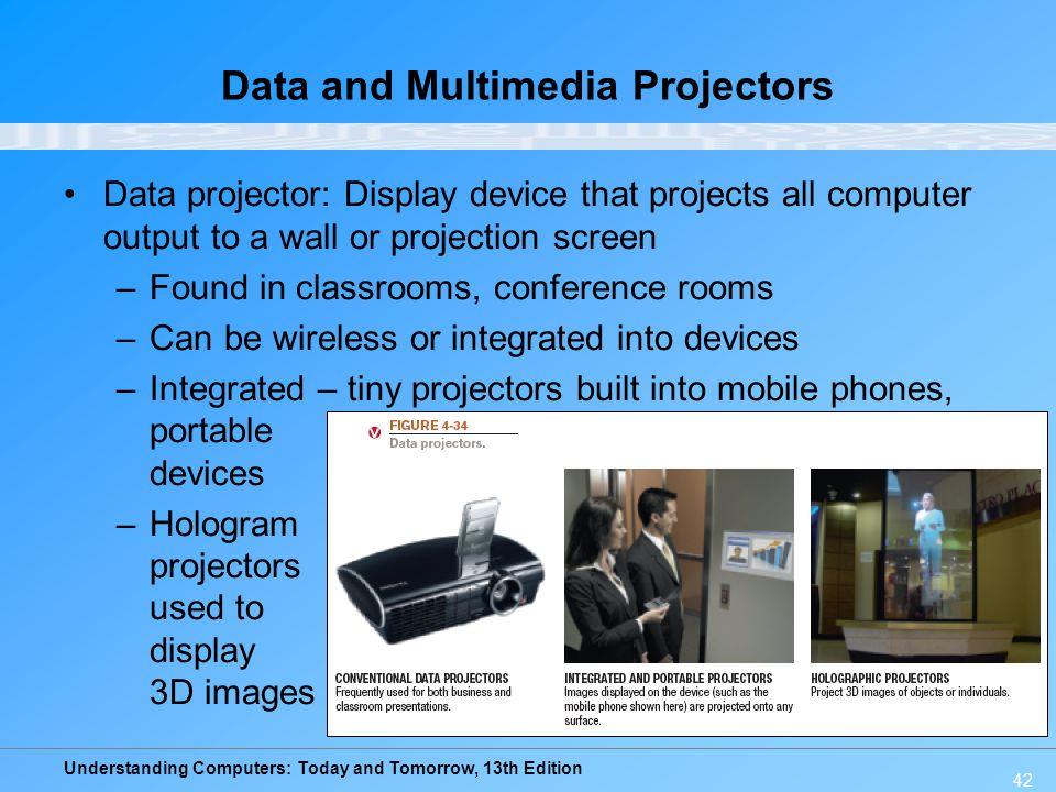 Data and Multimedia Projectors