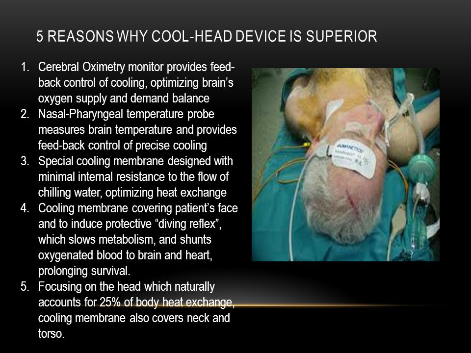 5 reasons Why Cool-head device is superior