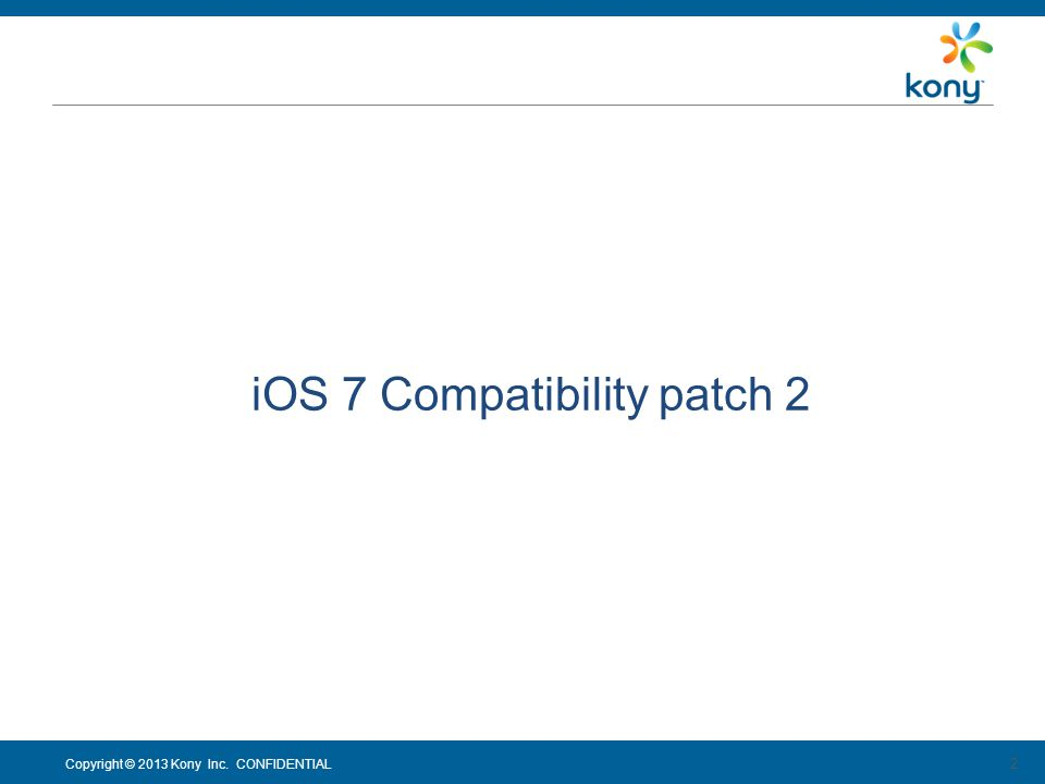 iOS 7 Compatibility patch 2