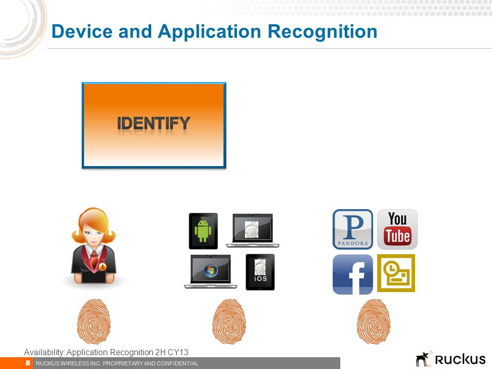 Device and Application Recognition