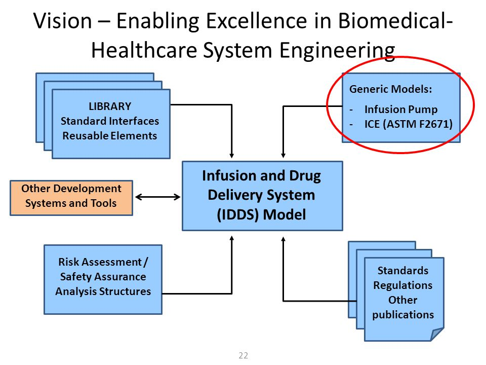 Vision – Enabling Excellence in Biomedical-Healthcare System Engineering