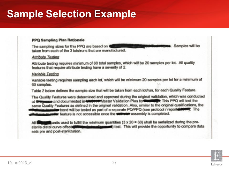 Sample Selection Example