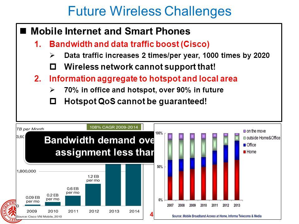 Future Wireless Challenges
