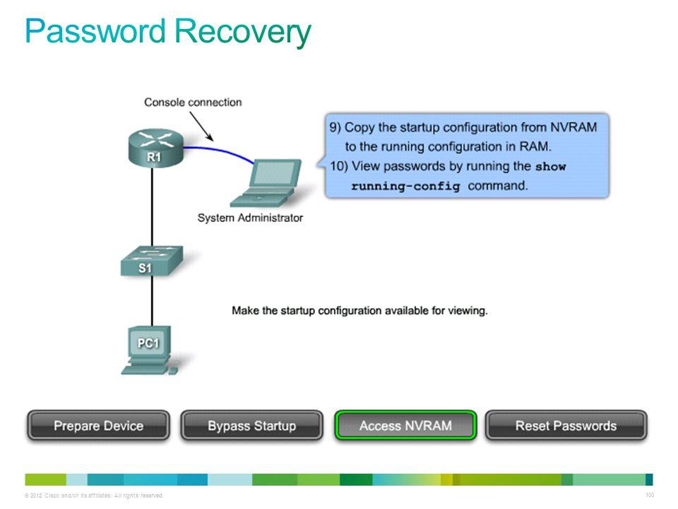 Password Recovery 100