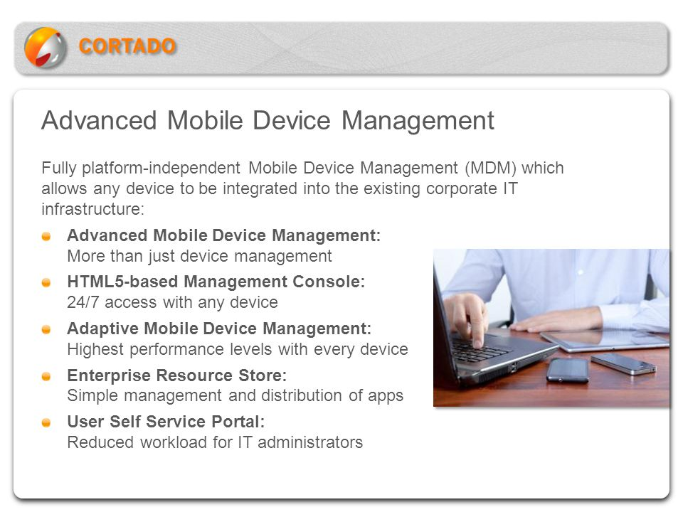 Advanced Mobile Device Management