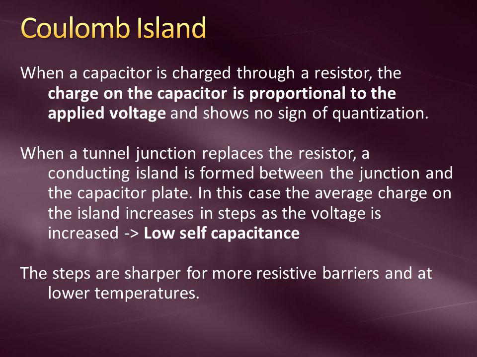 Coulomb Island