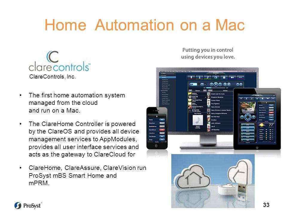 Home Automation on a Mac