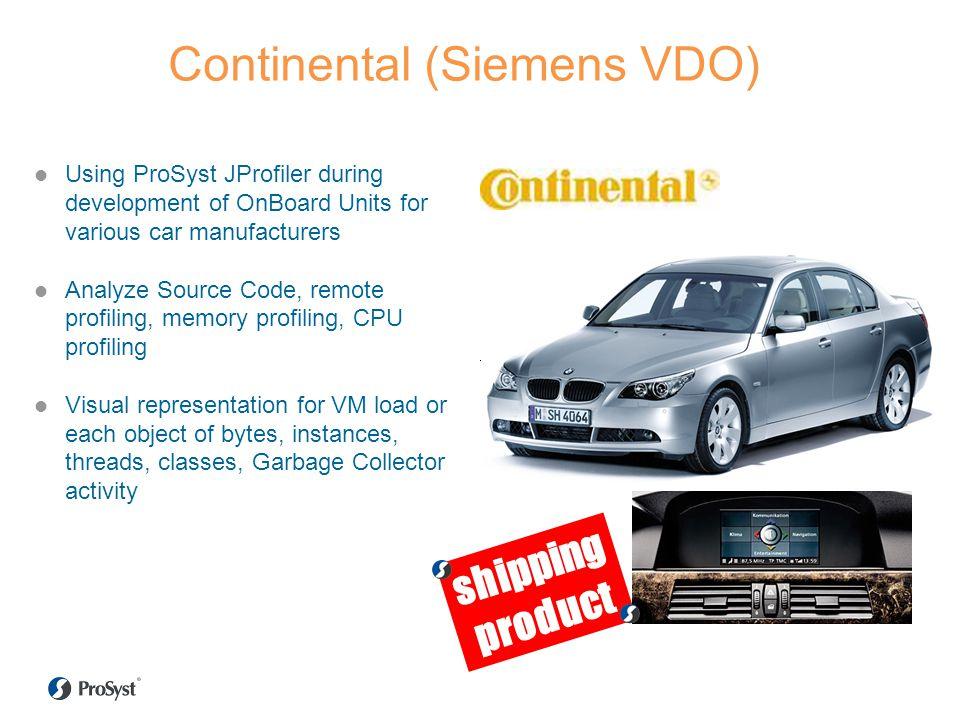 Continental (Siemens VDO)