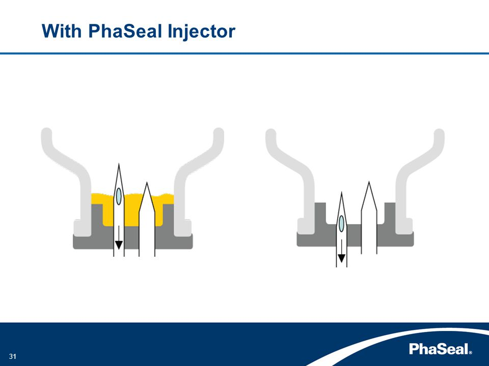 With PhaSeal Injector