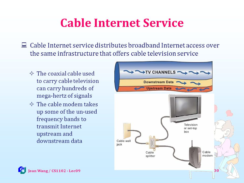 Cable Internet Service