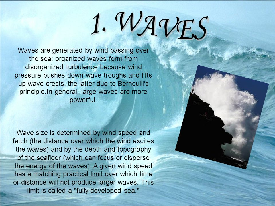1. WAVES