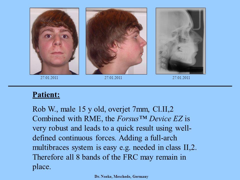 27.01.2011 27.01.2011. 27.01.2011. Patient:
