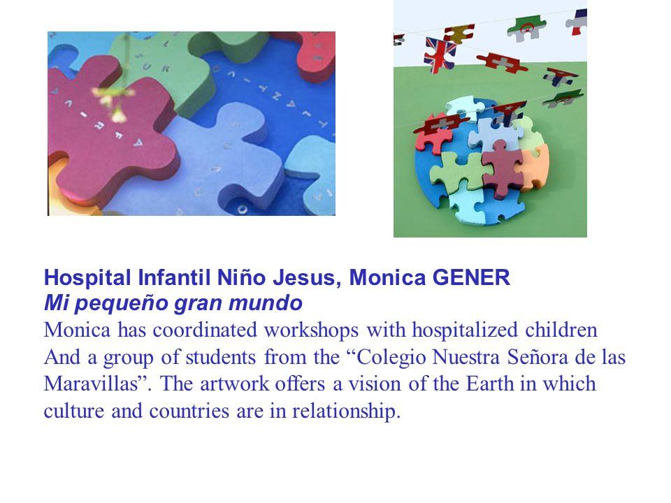 Hospital Infantil Niño Jesus, Monica GENER