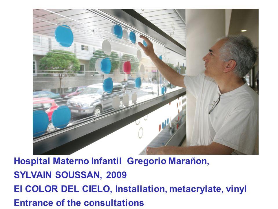 Hospital Materno Infantil Gregorio Marañon,