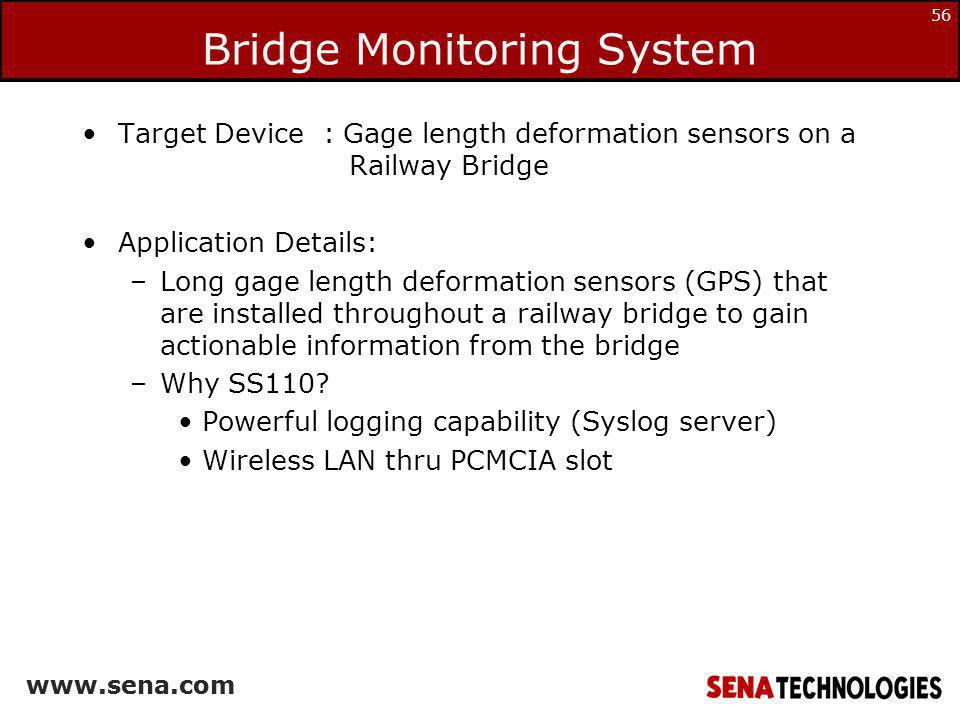 Bridge Monitoring System