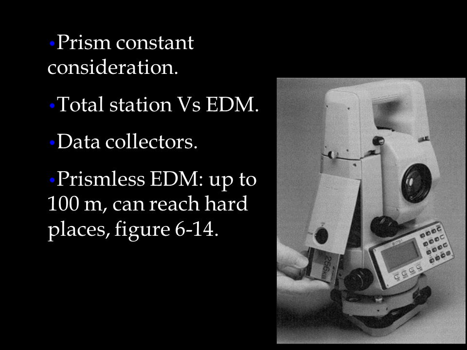 Prism constant consideration.