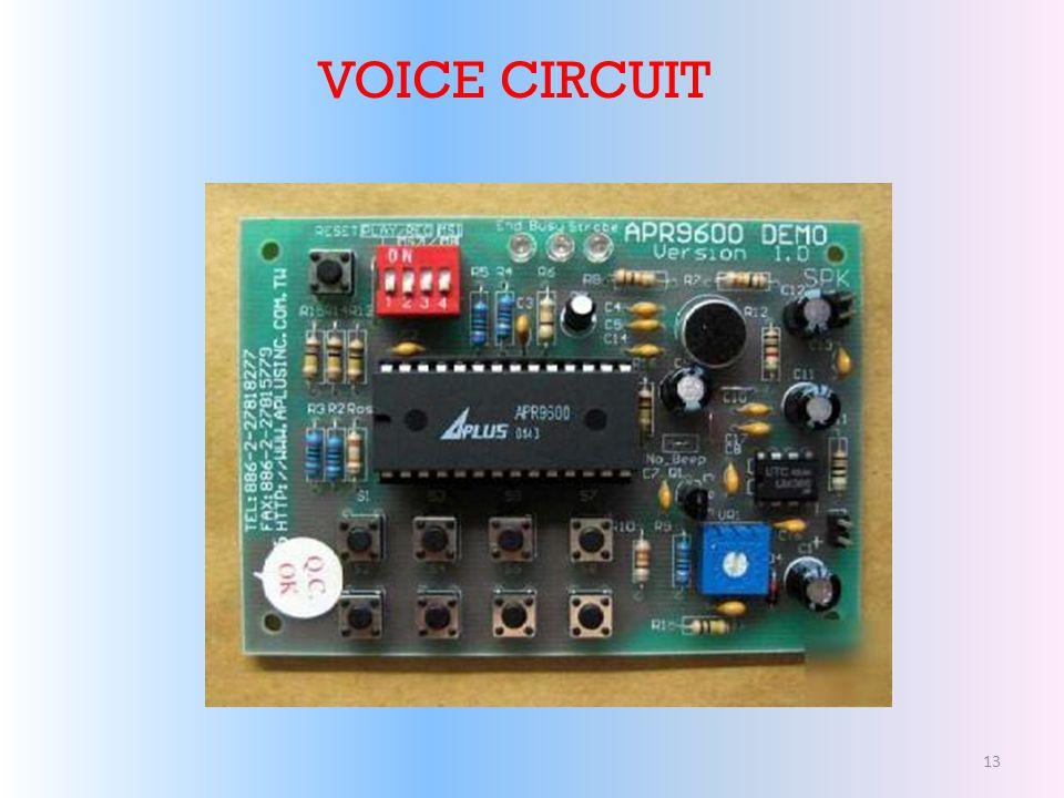 VOICE CIRCUIT