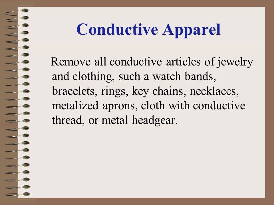Conductive Apparel